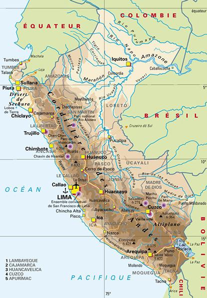 Projet « Parfumeurs Sans Frontières Pérou »